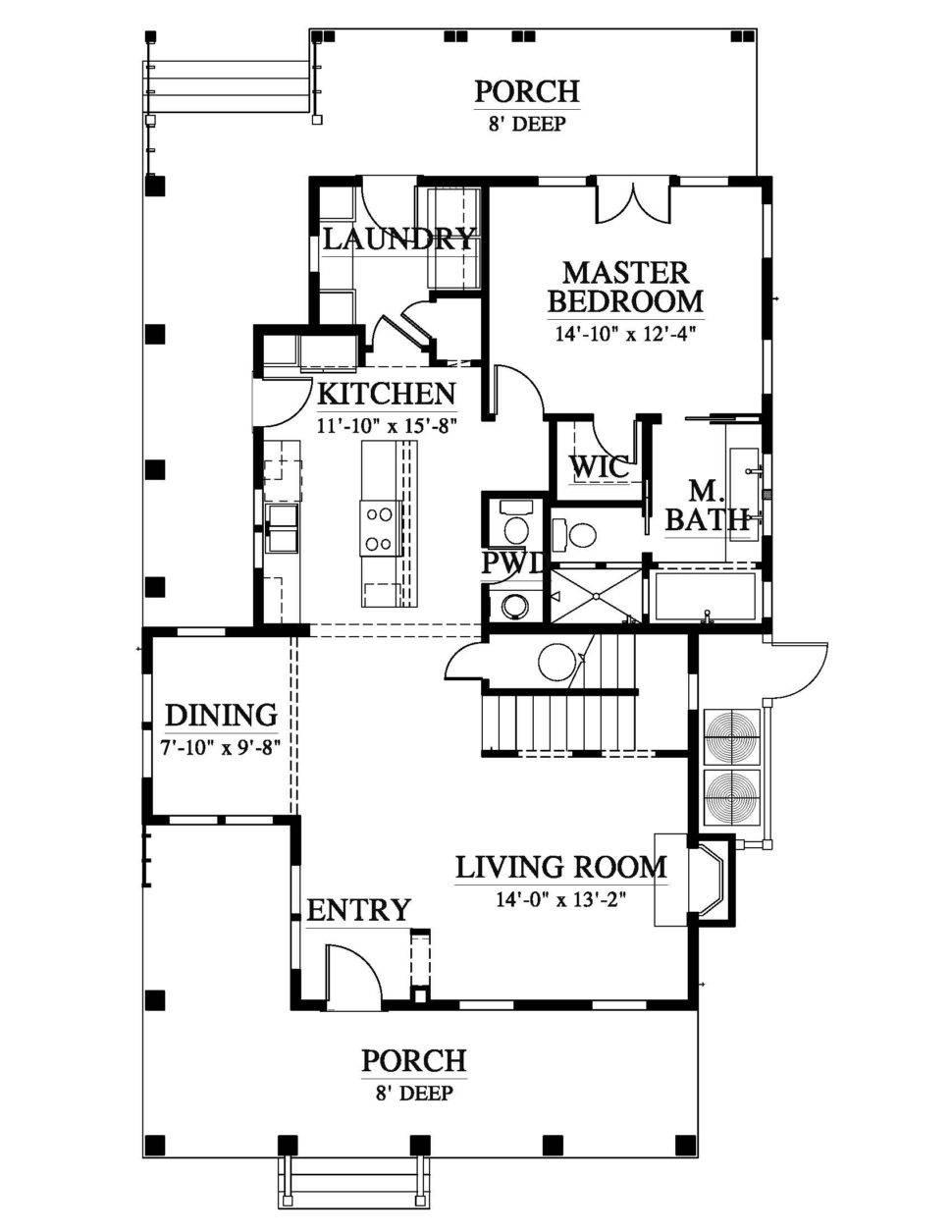 Single Storey House Design Plan Sri Lanka