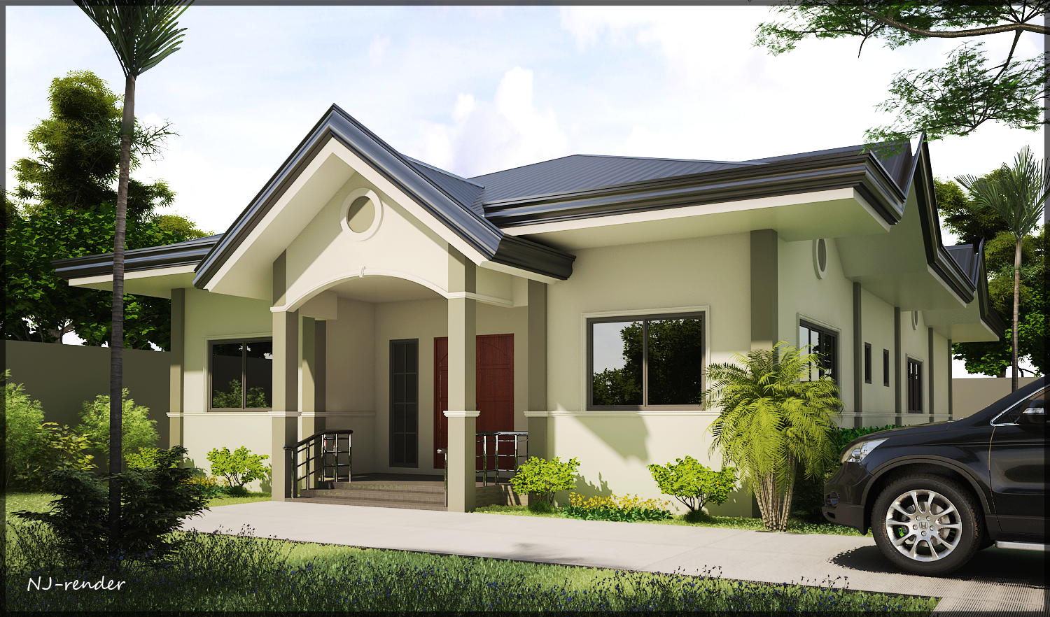 Single Storey House Designs Home Design
