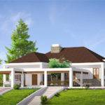 Single Storey Kerala House Design Keralahouseplanner Home Designs