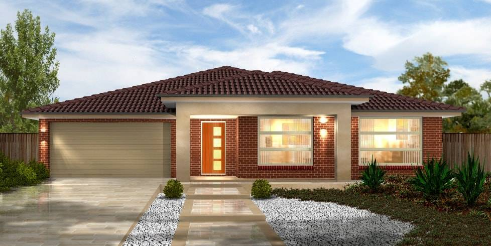 Single Storey Scenic Wincrest Homes