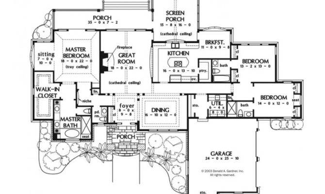 Single Story Bungalow House Plans Success