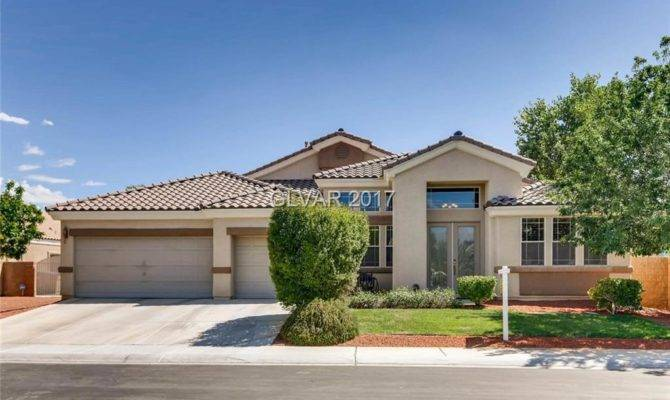 Single Story Homes Sale North Las Vegas One