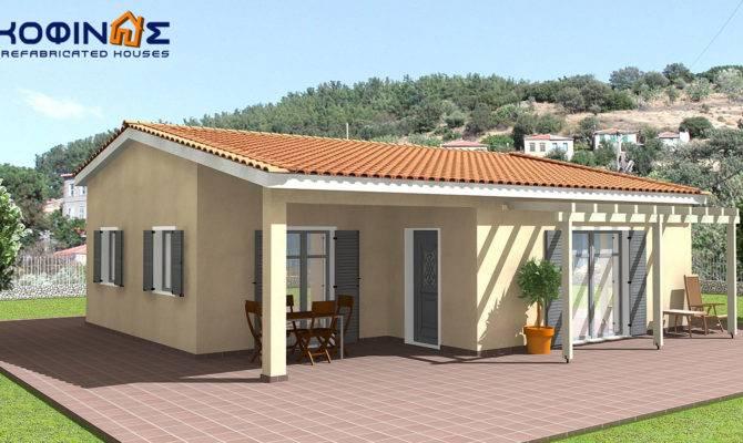 Single Story House Habitable Space
