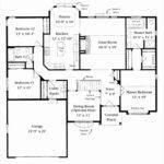 Single Story House Plans Lovely