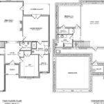 Single Story Open House Plans Dalm Construction Home Designs