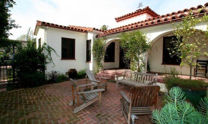 Single Story Spanish Style Homes Google Search House