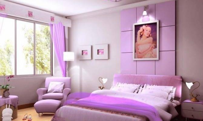 Single Women Bedroom Interior Ideas Design