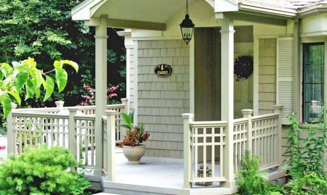 Six Kinds Porches Your Home Suburban Boston Decks