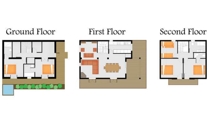 Ski Chalet Floor Plans Home Plan Collections