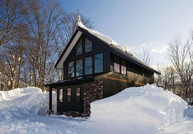 Ski Chalet Warm Cozy Century Designs Bob Vila