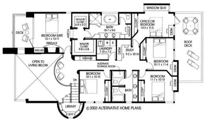 Slab Home Floor Plans