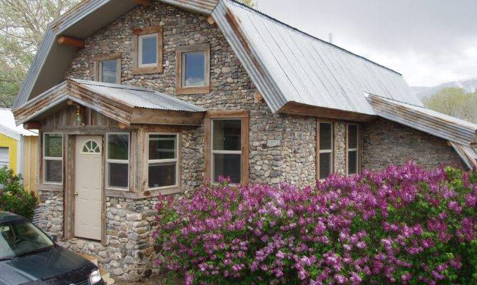 Slipform Stone Masonry Building House
