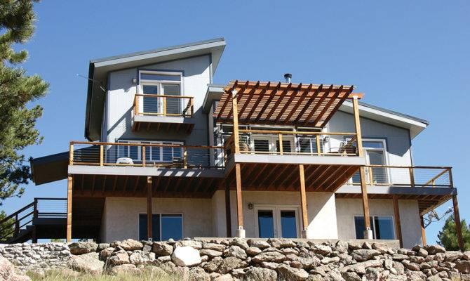 Sloped Lot House Plans Builderhouseplans