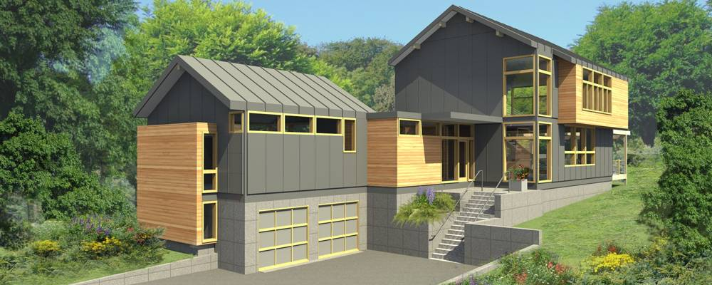 Sloping Block Homes Brisbane Builders Desings