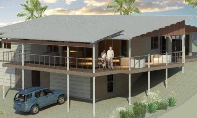 Sloping Block Homes Designs Design Planning Houses