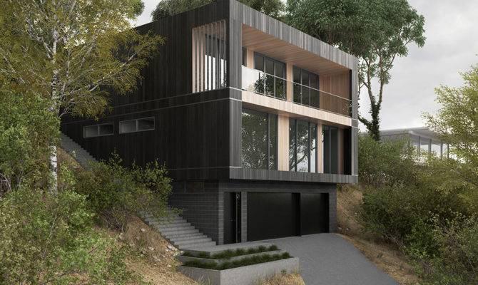 Sloping Block House Designs Builders