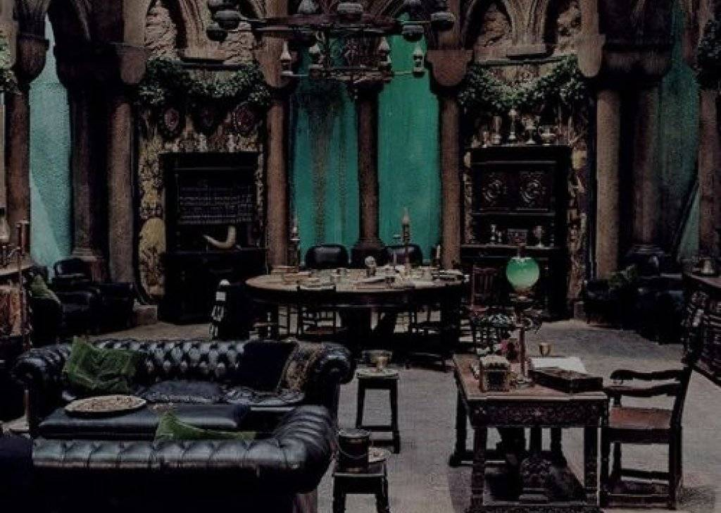 Slytherin Common Room Audio Atmosphere