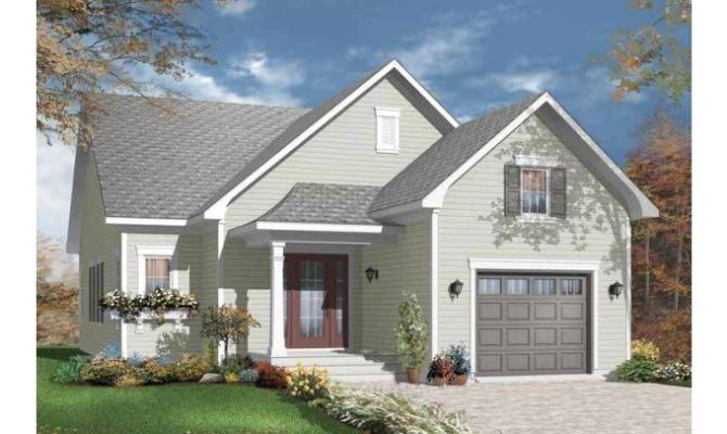 Small American Home Eplans New House Plan Perfect