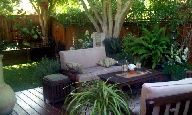 Small Back Yard Landscaping Ideas Garden Design Front