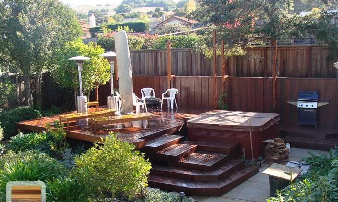 Small Backyard Decks Ideas James Macmillan