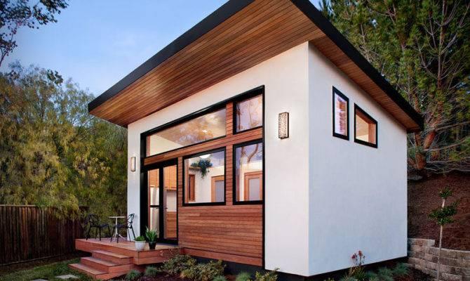 Small Backyard Guest House Big Ideas