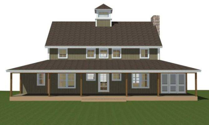 Small Barn Home Plans Under