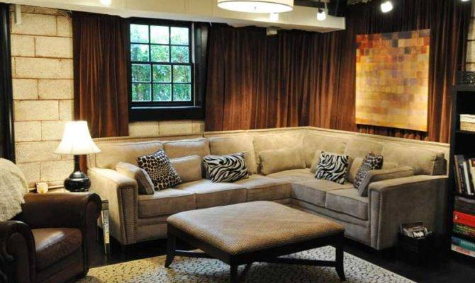 Small Basement Remodeling Ideas Design Decorating