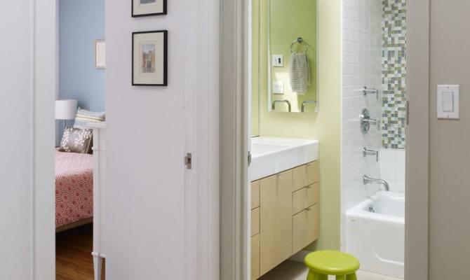 Small Bedroom Bathroom Latest Decoration
