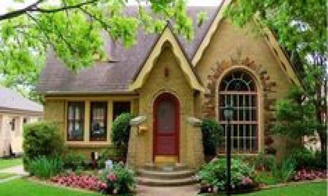 Small Brick Cottage House Plans