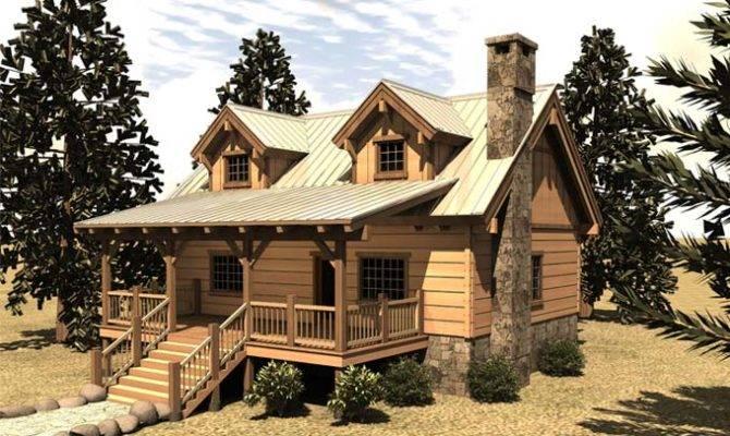Small Cabin Plans Porch Joy Studio Design