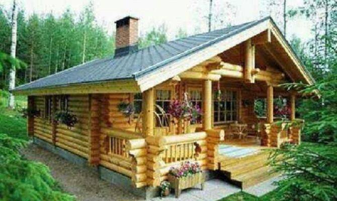 Small Cabins Categories Country Living