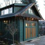 Small Carriage Style House Tiny Big Dream Pinterest