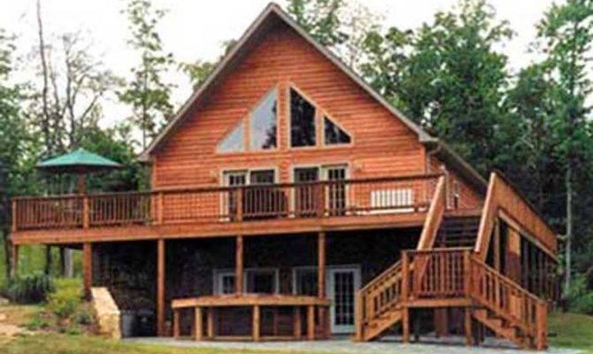 Small Chalet Home Plans Modular