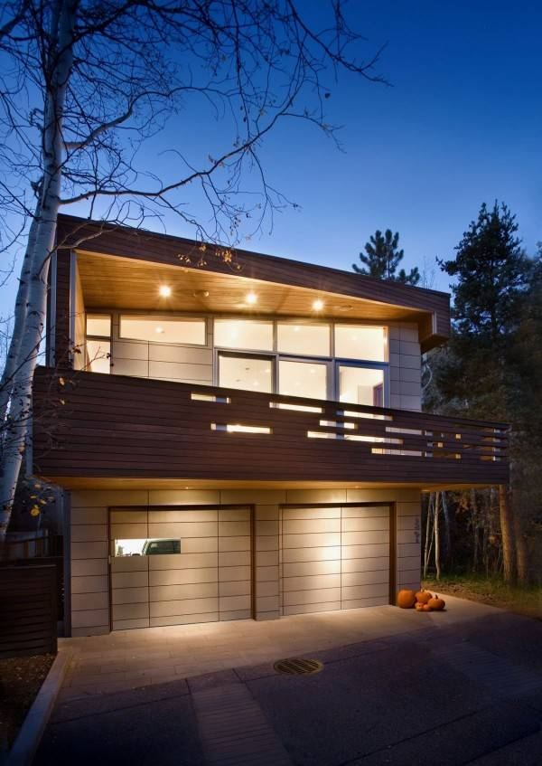 Small Contemporary House Swiss Style Design Kendrick