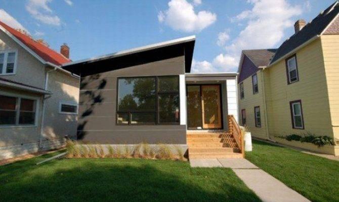 Small Contemporary Prefab Homes