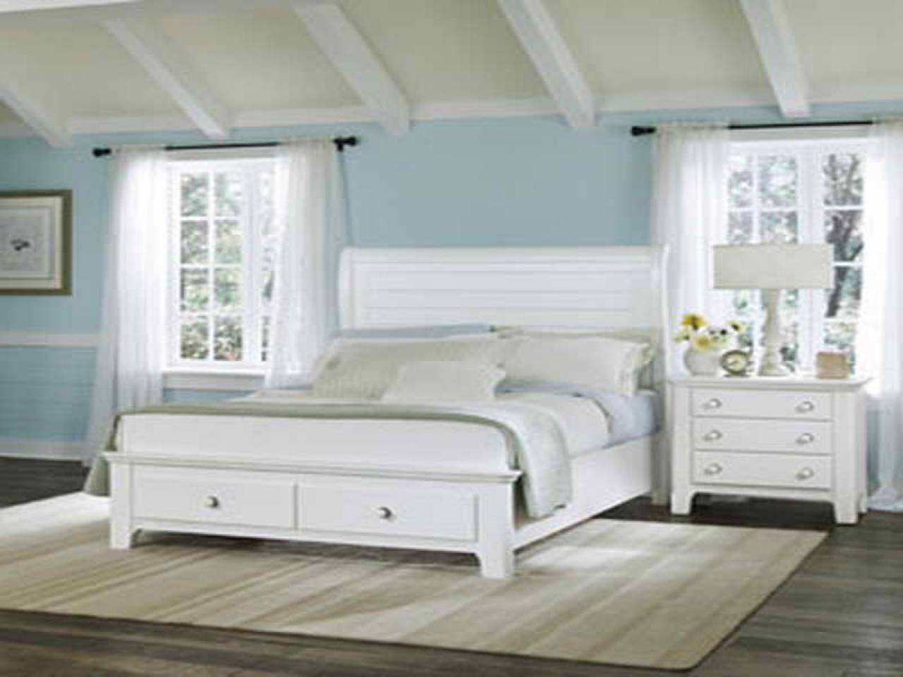 Small Cottage Bedrooms Stylemaster Bedroom