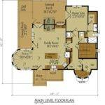 Small Cottage House Plan Loft Fairy Tale