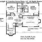 Small Cottage Style House Plan Affordable