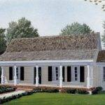 Small Country Style House Plans