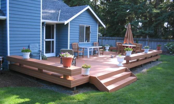 Small Deck Design Ideas Louis Decks Screened Porches Pergolas