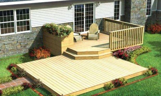 Small Deck Ideas Mobile Homes Google Search