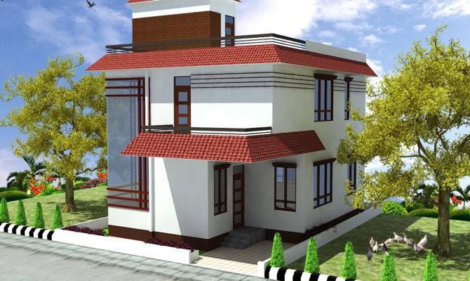 Small Duplex House Model Joy Studio Design