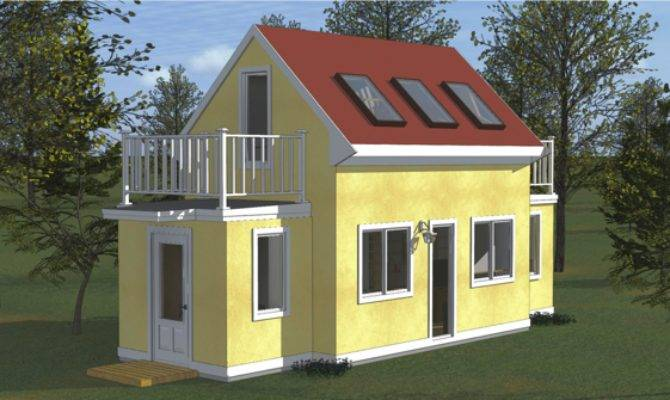 Small Footprint Eco Homes