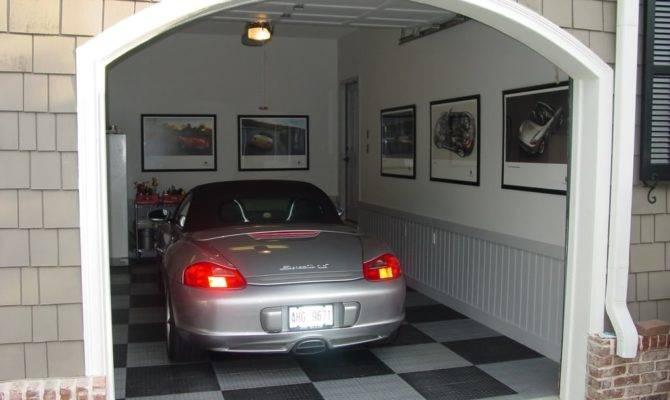 Small Garage Ideas Home Design Concept