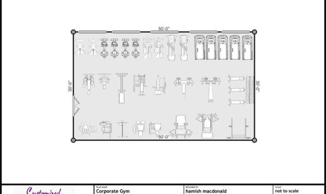 Small Gym Floor Plan Dim Health Pinterest