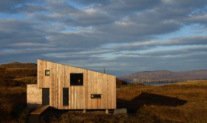 Small Holiday House Design Fiscavaig Rural Digsdigs