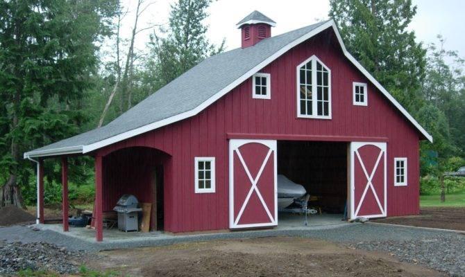 Small Horse Barn Floor Plans Find House