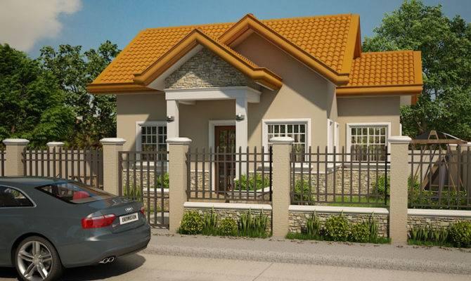 Small House Designs Shd Pinoy Eplans Modern