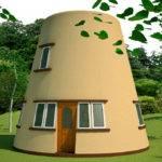 Small House Earthbag Plans