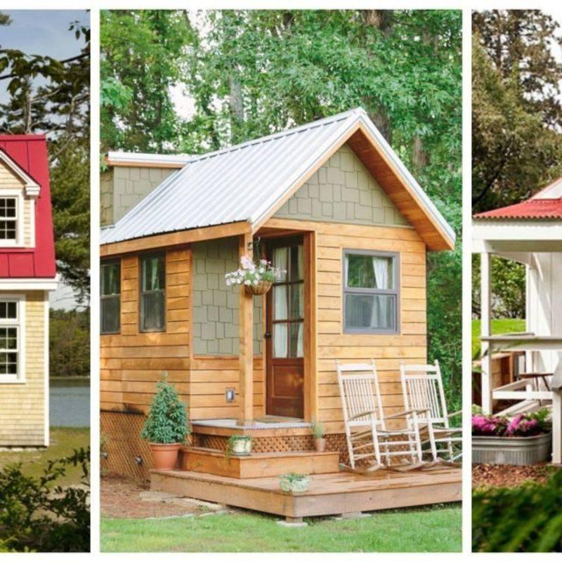 Small House Movement Designs Design Bookmark